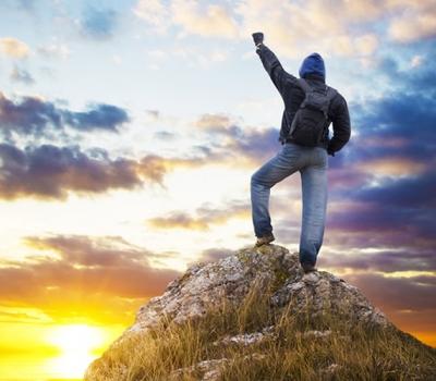 Vivir  intensamente con espíritu de superación
